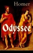Odyssee (Vollständige deutsche Ausgabe)