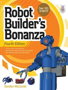 Robot Builder's Bonanza, 4th Edition