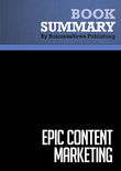 Summary : Epic Content Marketing - Joe Pulizzi