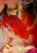 Massage à l'essai