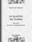 La question de Galilée