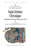 Saint Jérôme, Chronique