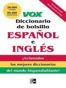 VOX Diccionario de bolsillo español y inglés
