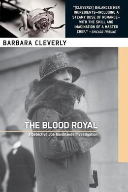The Blood Royal: A Joe Sandilands Murder Mystery