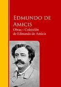Obras ─ Colección  de Edmundo de Amicis
