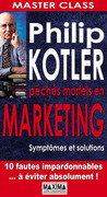 Péchés mortels en marketing symptômes et solutions