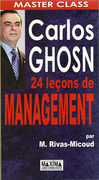 Carlos ghosn - 24 leçons de management