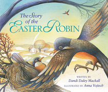 Story of the Easter Robin