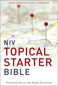 NIV, Topical Starter Bible, eBook