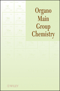 Organo Main Group Chemistry
