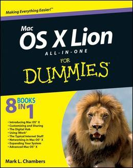 Mac OS X Lion All-In-One for Dummies