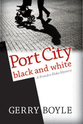 Port City Black and White: A Brandon Blake Mystery