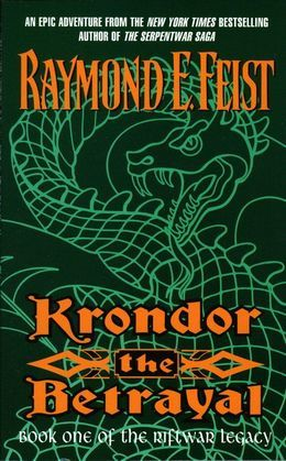 Krondor: the Betrayal