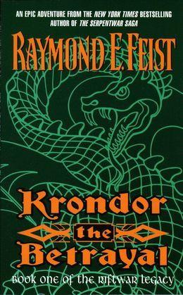 Krondor: the Betrayal