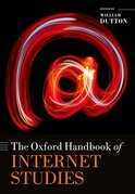 The Oxford Handbook of Internet Studies