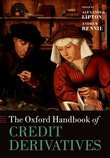The Oxford Handbook of Credit Derivatives