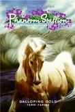 Phantom Stallion: Wild Horse Island #11: Galloping Gold