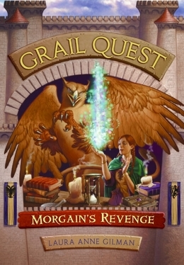 Grail Quest #2: Morgain's Revenge