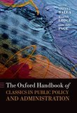 The Oxford Handbook of Classics in Public Policy and Administration