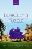 Berkeley's Puzzle: What Does Experience Teach Us?