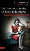 Lo que no te mata te hace más fuerte. Edición mexicana.