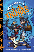 Joey and Johnny, the Ninjas: Epic Fail