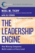 The Leadership Engine: How Winning Companies Build Leaders at E