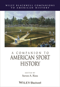 A Companion to American Sport History