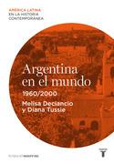 Argentina en el mundo (1960-2000)