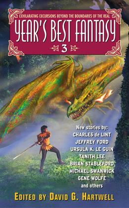 Year's Best Fantasy 3