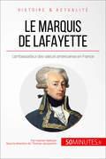 Le marquis de Lafayette