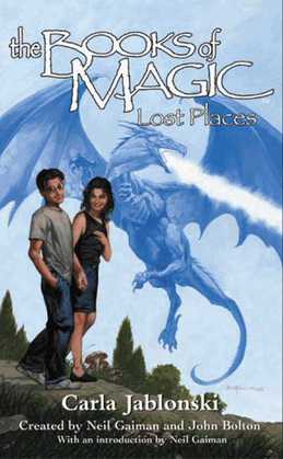 The Books of Magic #5: Lost Places