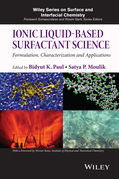 Ionic Liquid-Based Surfactant Science: Formulation, Characterization, and Applications