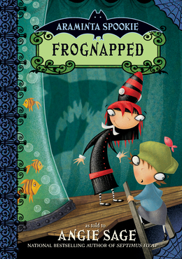 Frognapped