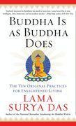 Buddha Is as Buddha Does