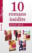 11 romans inédits Passions (nº550 à 554 - août 2015): Harlequin collection Passions