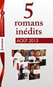 5 romans inédits Les Historiques (nº677 à 681 - août 2015): Harlequin collection Les Historiques