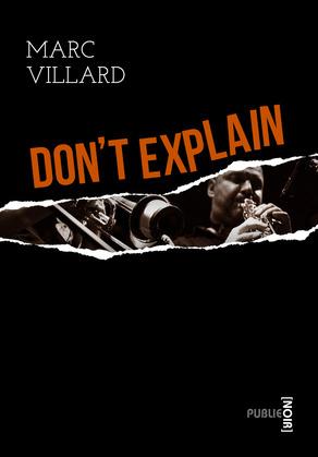 Don't explain (8 solos)