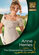 The Disappearing Duchess (Mills & Boon Historical)