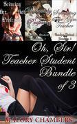 Oh, Sir! - Teacher Student Bundle of 3