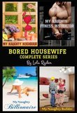 Bored Housewife Series: Books 1-4