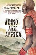 Addio all'Africa