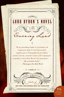 Lord Byron's Novel