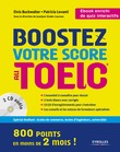 Boostez votre score au TOEIC - Ebook enrichi