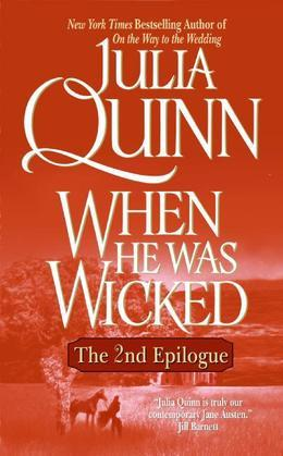 When He Was Wicked: The Epilogue II
