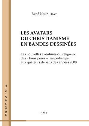 Les avatars du christianisme en bandes dessinées