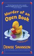 Murder of An Open Book: A Scumble River Mystery