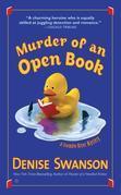 Murder of An Open Book: A Scumble River Mystery