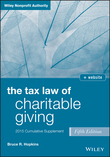 Charitable Giving 2015 Supplement