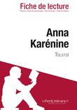 Anna Karnine de Tolsto (Fiche de lecture)